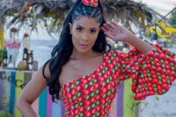 «Como lo muevo»…. Sarodj Bertin, cantante haitiana