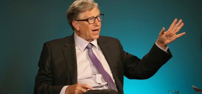 Bill Gates cuestiona a compañías de redes sociales por difusión de desinformación sobre COVID-19