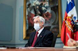Presidente de Chile promulga ley permite retirar de manera extraordinaria por pandemia el 10% de ahorros en fondos de pensión