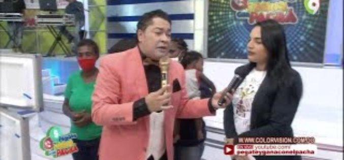 El Pachá Extra con Jennifer Marchena… El controvertido animador entra ahora a la televisión diaria de RD