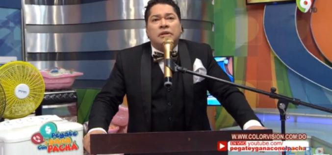 El Pachá «truena» contra funcionarios de Danilo porque dejaron solo a Gonzalo Castillo como candidato presidencial