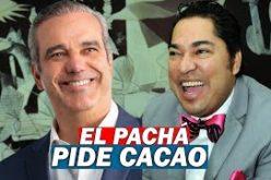 (Video) El Pachá dice estar arreglando su situación con el presidente electo Luis Abinader en Es Temprano Todavía, de Jochy Santos