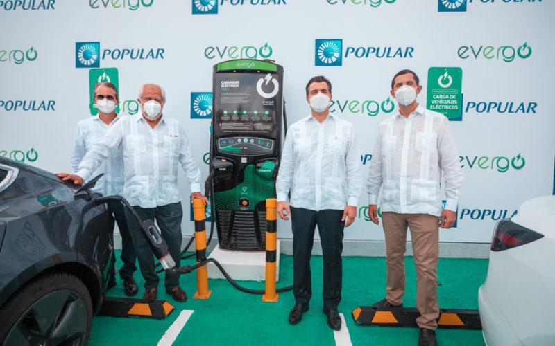 Banco Popular Dominicano e InterEnergy Group se une para impulsar la movilidad sostenible con vehículos eléctricos e híbridos