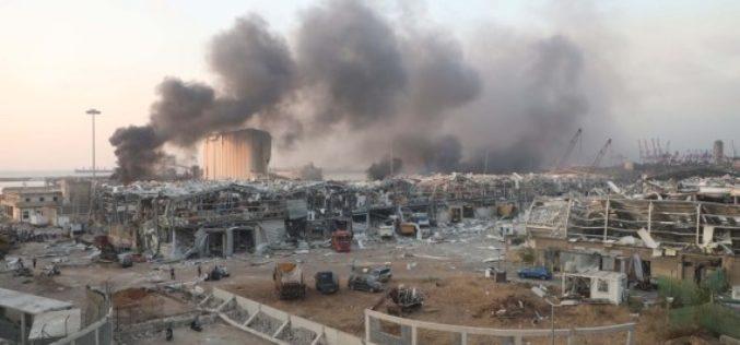 Ordenan arresto de tres importantes funcionarios del puerto de Beirut en medio inviestigaciones sobre explosiones
