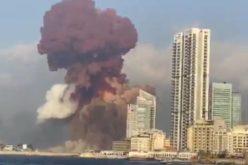 Pompeo, secretario de Estado de EE.UU, expresa pesar ante tragedia provocada por explosión en puerto de Beirut