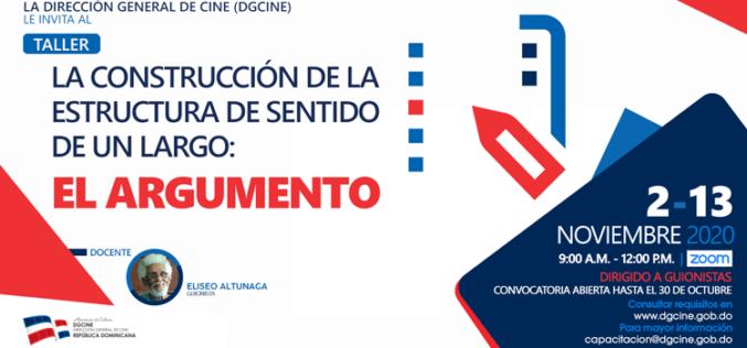 Dirección General de Cinve convoca para taller virtual