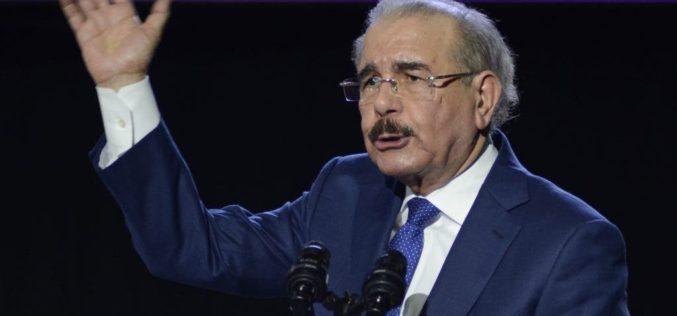 Danilo no se refirió en lo más mínimo a comprometedoras acusaciones que hizo el presidente Luis Abinader al PLD y sus gobiernos en discurso Noveno Congreso