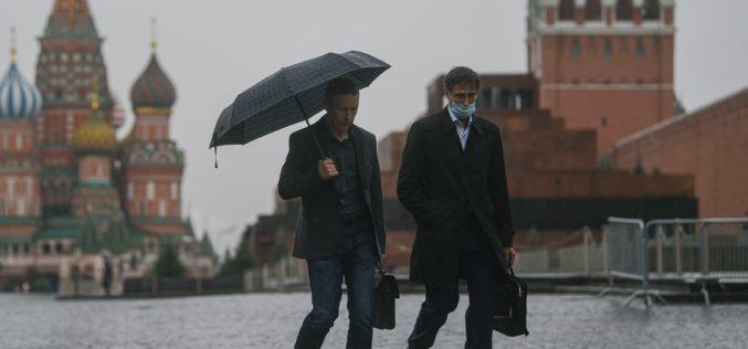Rebrote del coronavirus en Rusia; vuelve a superar 10 mil nuevos casos en 24 horas